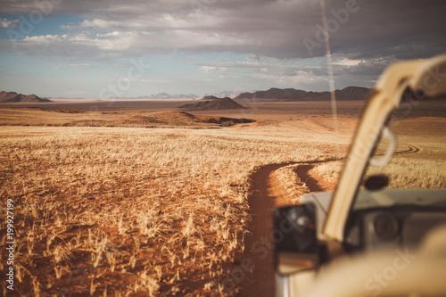 Foto op Plexiglas Landschappen Safari