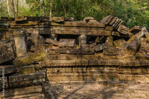 Photo  Cambodia Angkor Complex 360