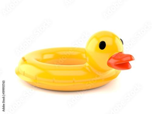 Fototapeta Duck buoy