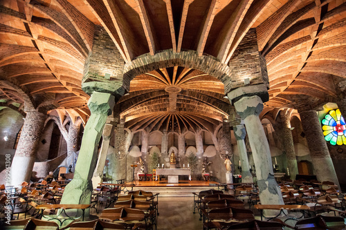 Church of Colonia Guell
