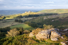 View Of Hound Tor From Honeyba...