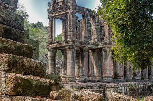 Photo  Cambodia Angkor Complex 360