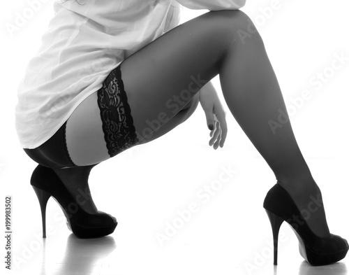 Fotografía  Beautiful female legs