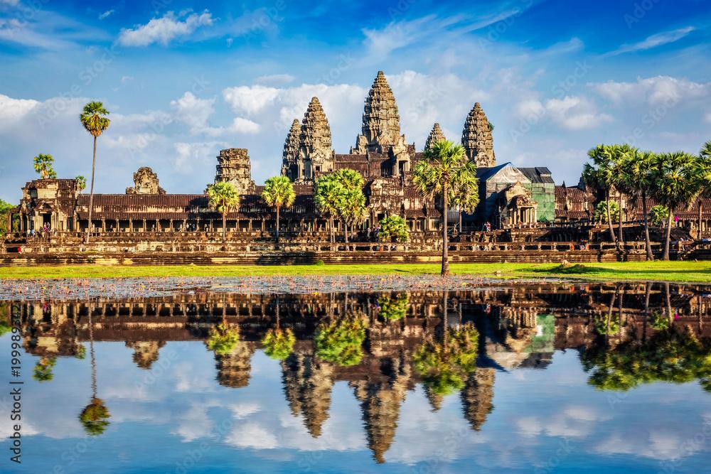 Fototapety, obrazy: Angkor Wat
