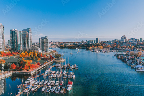 Foto op Canvas Seoel autumn vibes in vancouver