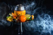 Modern Fruit Hookah Bowl With ...