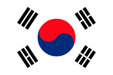 National Flag Of South Korea C...