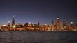 Chicago at Night 1