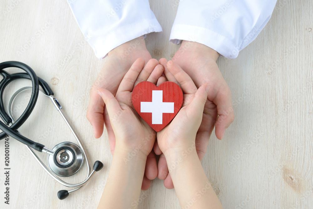 Fototapeta 医療イメージ―安心・安全サポート