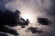 空 雲 夕暮れ 素材