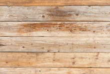 Old Faded Yellow Pine Natural Wood Background