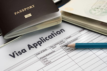 Visa Application Form To Trave...