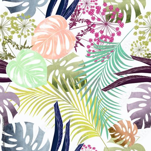 kolorowy-tropikalny-wzor-z-efektem-akwareli