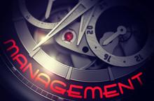 Management On The Elegant Pock...
