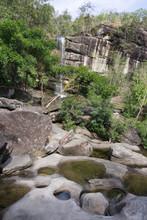 Soi Sawan Waterfall In Ubon Ra...