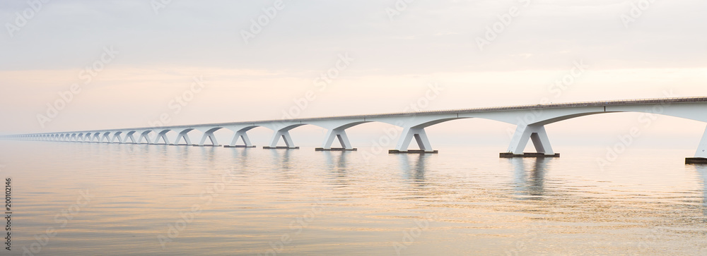 Fototapety, obrazy: Neverending Bridge