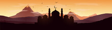 Ramadan Kareem Greeting Card W...