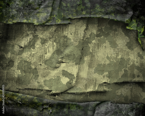 Camouflage military background - 200118103