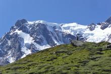 Monte Rosa Ridge
