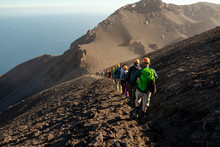 The Descent From The Stromboli...