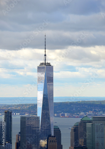 Fotomural New York, One World Trade Center