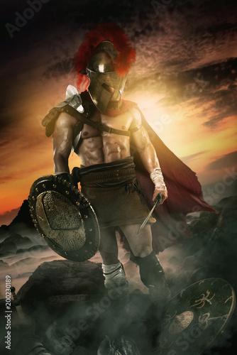 ancient-soldier-or-gladiator