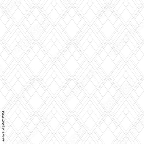 Valokuva  Seamless hatch pattern. Monochrome background
