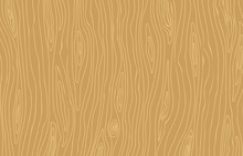 Wooden Background. Light Brown...