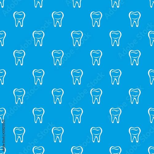 zab-wzor-wektor-bez-szwu-niebieski