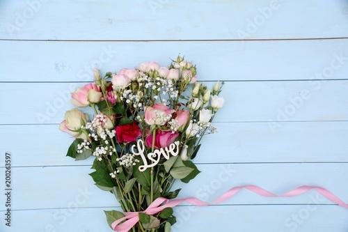 Blumenstrauß - Blumengrüße ...