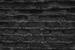 Old monochrome brick wall, stone background or rock surface - good for web site or mobile devices