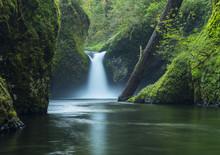 Punchbowl Falls Long Exposure