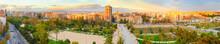 Valencia City Panorama, Spain