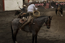 Mexican Charros Making Lots Of...