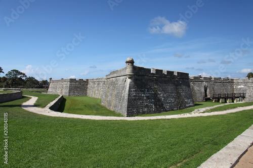Valokuva Castillo de San Marcos