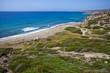 Coast of Mediterranean sea in Cuprus