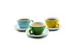 Kaffeearten isoliert freisteller freigestellt