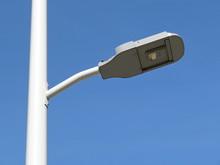 Modern LED Street Lamp Post Is...