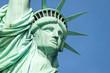 Statue of Liberty headshot, NYC