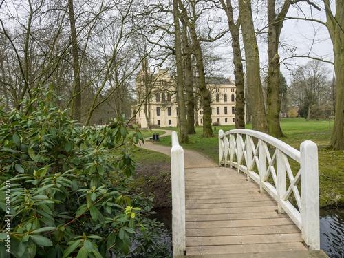 Canvas Prints Bridge Leer in Ostfriesland