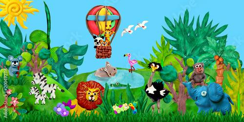 podrozowanie-przez-zwierzeta-z-zoo-w-balonie