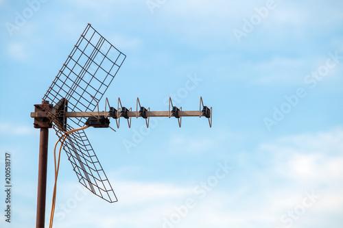Fotografía  Antena
