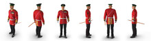 Irish Guard Sergeant Renders S...
