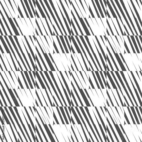 Fotografía  Ragged, uneven stripes