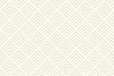 Pattern seamless abstract background chevron gold color and line. Geometric line vector. - 200604123