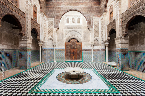 Photo Al Attarine Madrasa