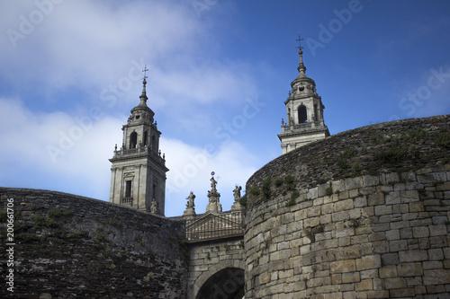 Torres y Muralla de Lugo