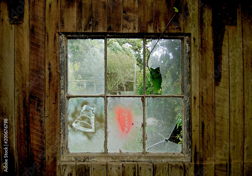 Mystery Window Poster