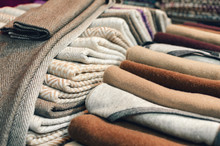 Cashmere Wool Scarves And Wrap...