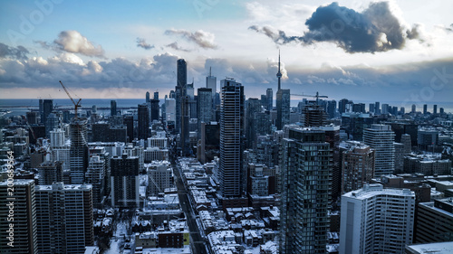 Papiers peints Toronto Toronto Snow
